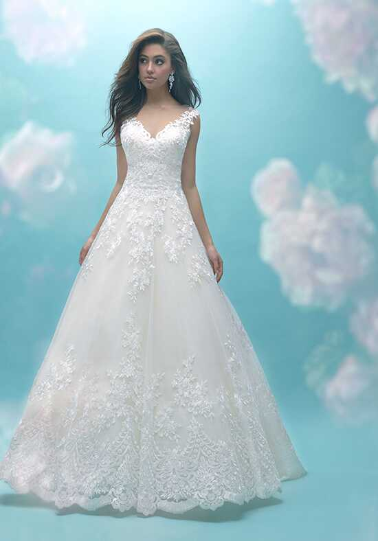 Allure Bridals 9470 Ball Gown Wedding Dress