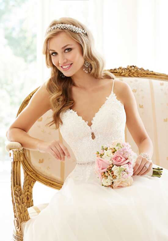 Stella York 6237 Ball Gown Wedding Dress