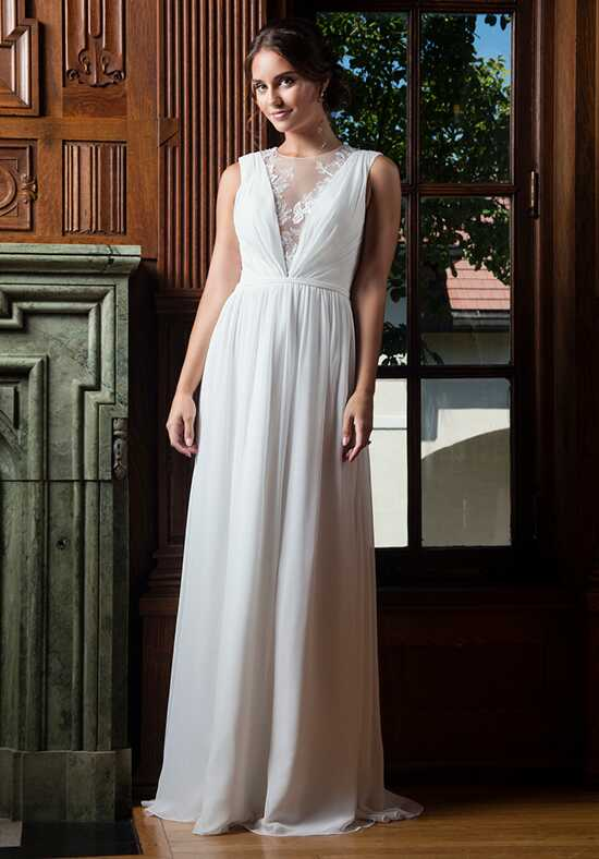 Mary's Bridal MB1013 A-Line Wedding Dress