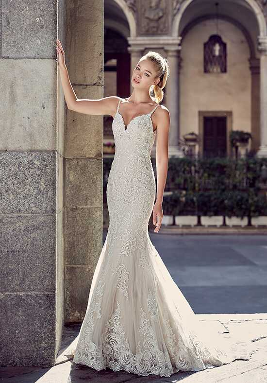Eddy K MD216 Mermaid Wedding Dress