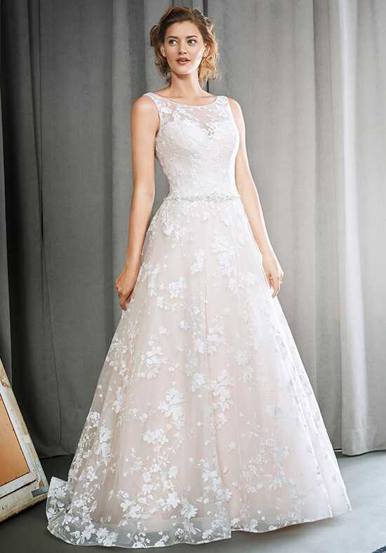 Kenneth Winston 1694 Ball Gown Wedding Dress