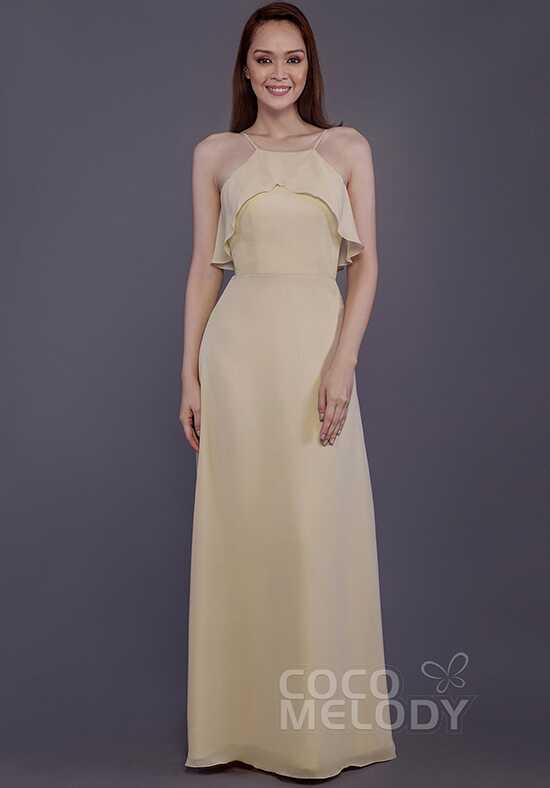 CocoMelody Bridesmaid Dresses PR3569 Square Bridesmaid Dress