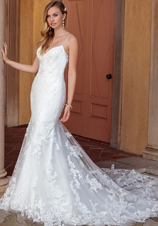 Casablanca Bridal 2313 Marley Sheath Wedding Dress