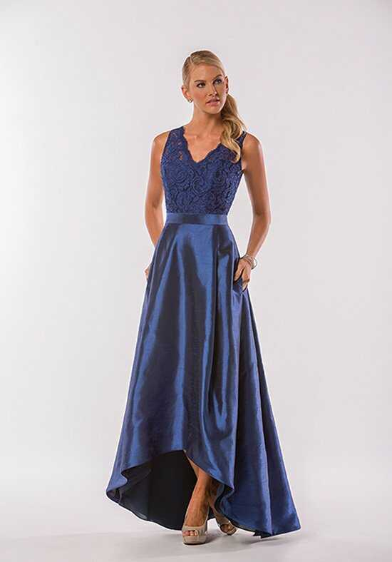 JASMINE P186010 V-Neck Bridesmaid Dress