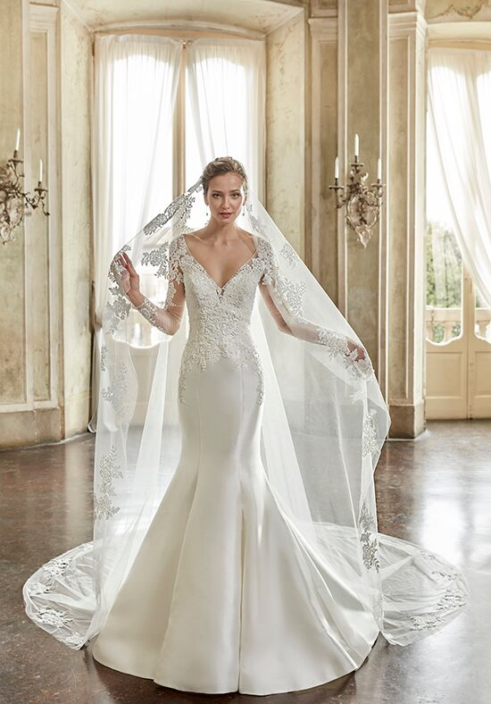 Eddy K EK1098 Mermaid Wedding Dress