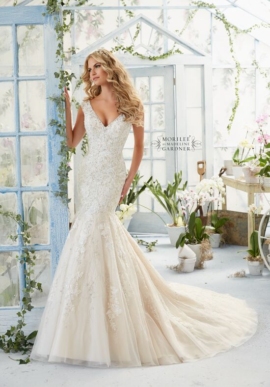 Morilee by Madeline Gardner 2816 Mermaid Wedding Dress