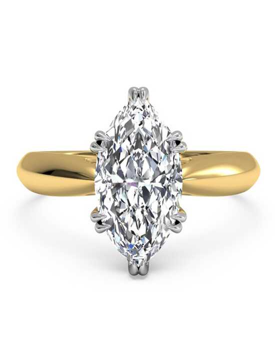 Ritani Classic Marquise Cut Engagement Ring