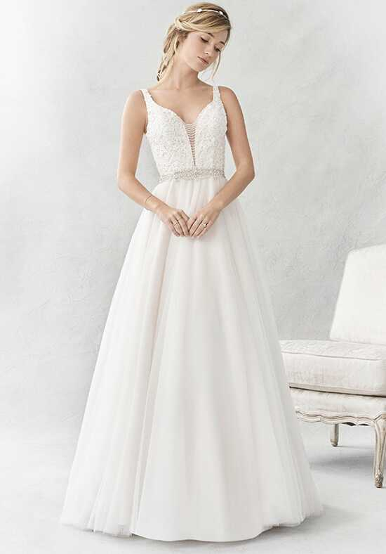 Kenneth Winston: Ella Rosa Collection BE358 Ball Gown Wedding Dress