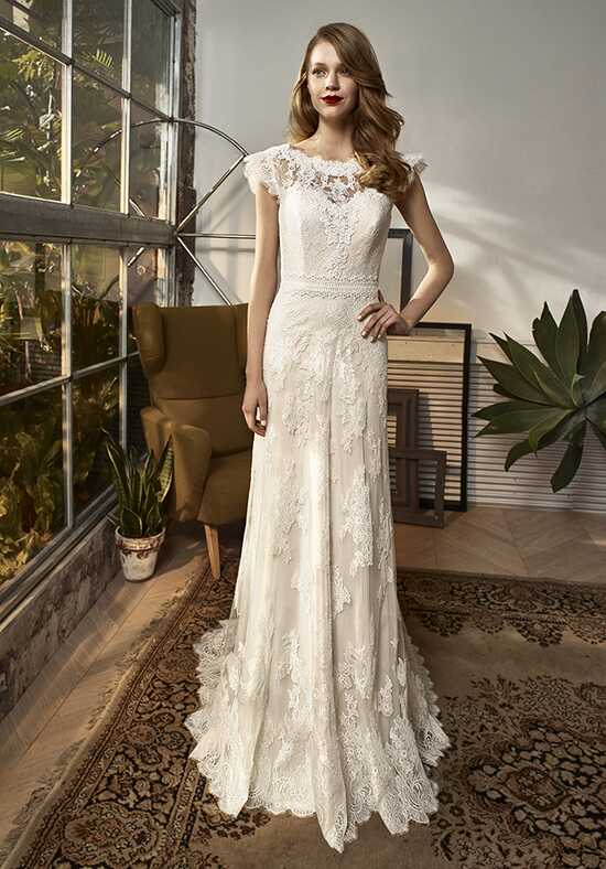 Beautiful BT18-07 Sheath Wedding Dress
