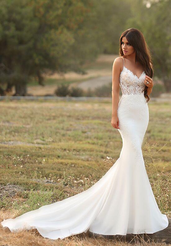 Blue By Enzoani Karter Wedding Dress The Knot