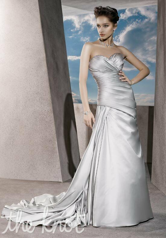 Demetrios 4291 A-Line Wedding Dress
