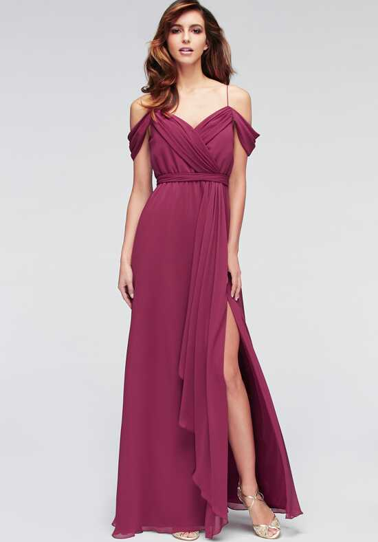 Watters Maids Linden 1504 Off the Shoulder Bridesmaid Dress