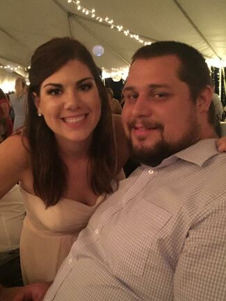 Jenna Valentine And Patrick Smith Wedding Photo 2