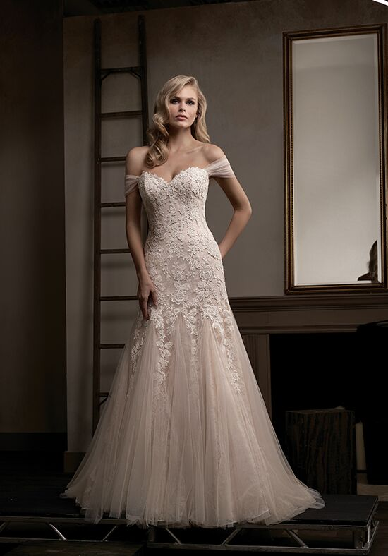 Jasmine Couture T192011 Mermaid Wedding Dress
