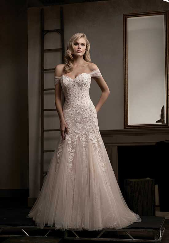 Jasmine Couture T192011 Wedding Dress photo