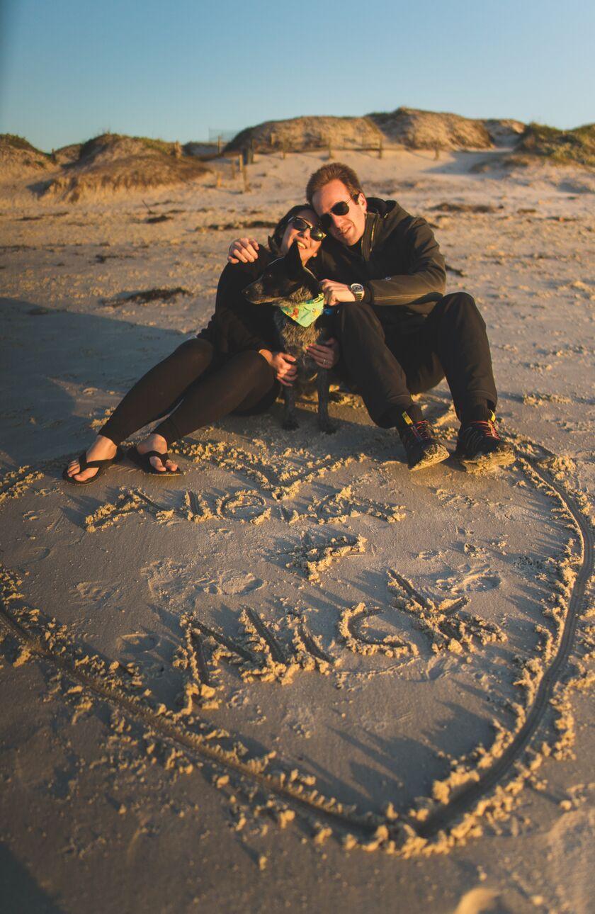 aleia ando and nick melese u0027s wedding website