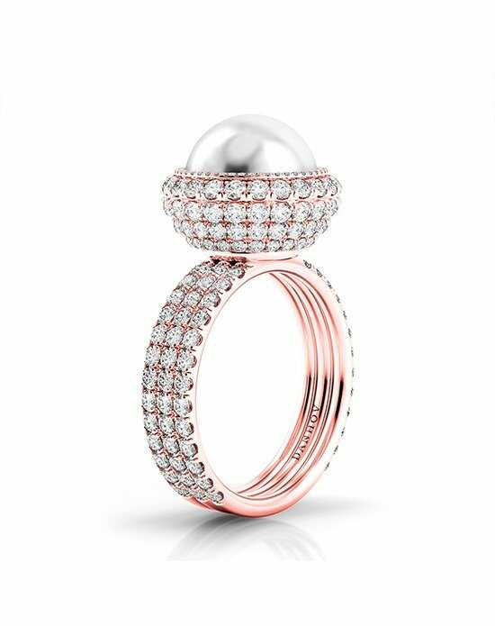 Danhov Fine Jewelry Trenta-TRR100 Wedding Ring photo