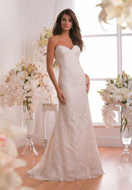 Jasmine Collection F171004 A-Line Wedding Dress