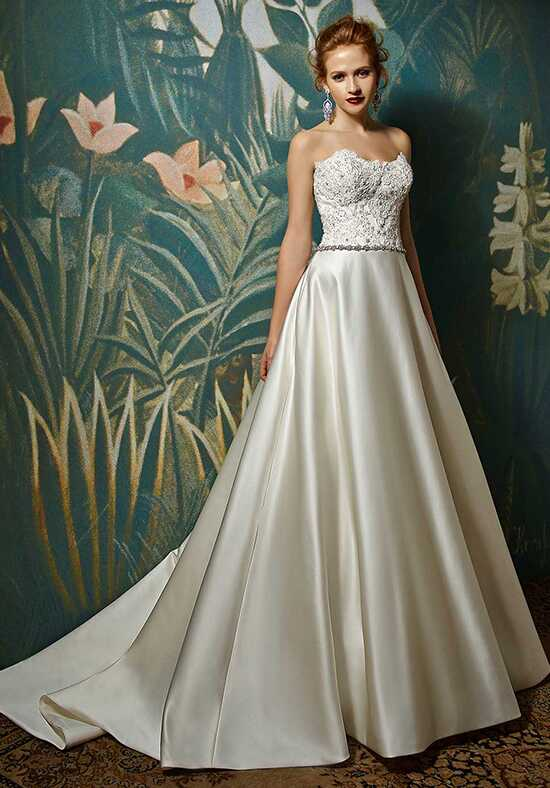 Blue by Enzoani Jada A-Line Wedding Dress