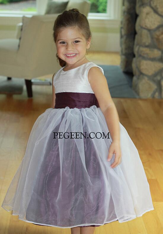 Pegeen.com  301 Flower Girl Dress photo