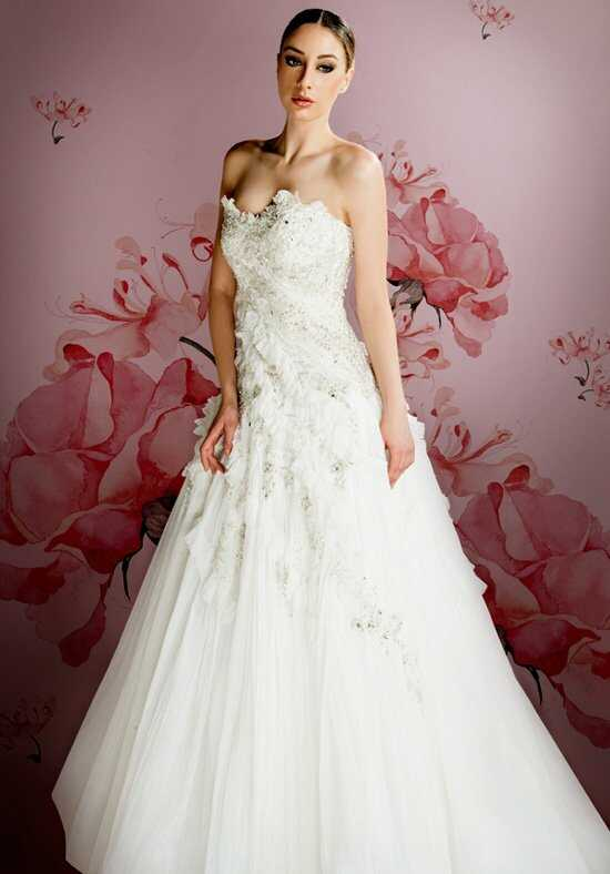 Ysa Makino KYM79 Wedding Dress photo