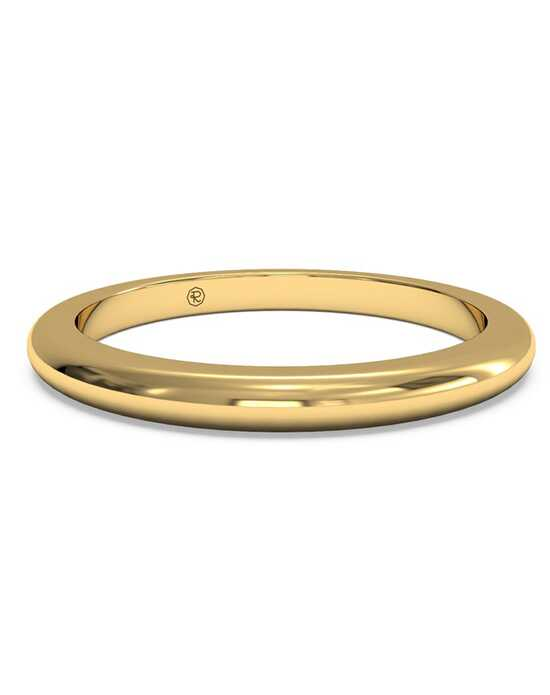 Ritani Women's Classic Wedding Band - in 18kt Yellow Gold Gold Wedding Ring