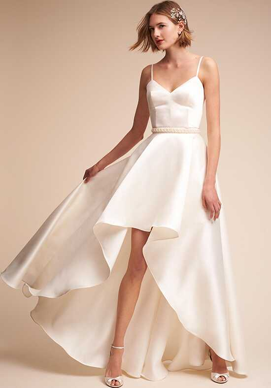 BHLDN Zelda Skirt A-Line Wedding Dress