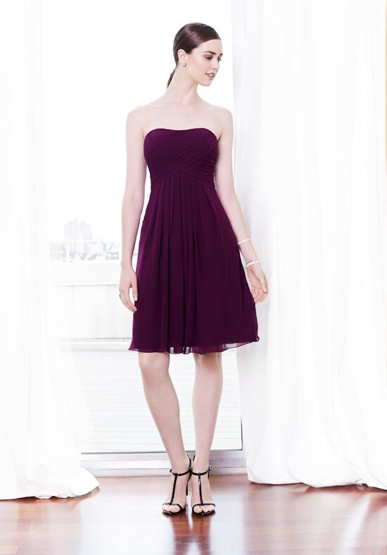 Colour by Kenneth Winston 5212S Strapless Bridesmaid Dress