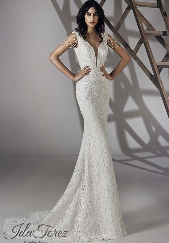 CocoMelody Wedding Dresses 1066 Mermaid Wedding Dress