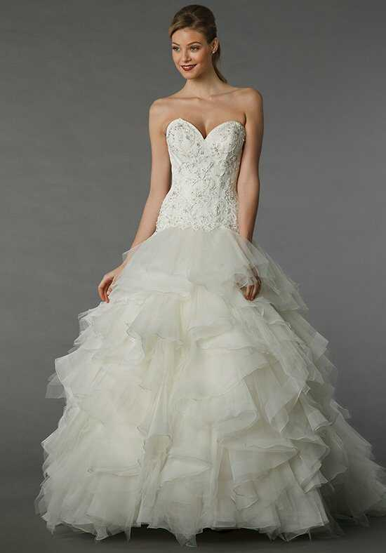 MZ2 by Mark Zunino 74553 Ball Gown Wedding Dress