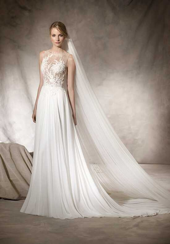 LA SPOSA HAIKO Sheath Wedding Dress