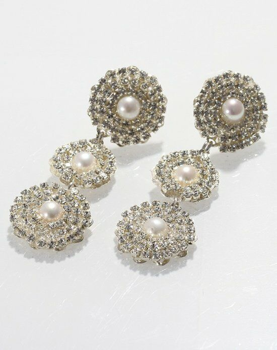 MEG Jewelry Rosario earrings Wedding Earring photo
