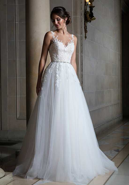 Mary's Bridal MB3018 Ball Gown Wedding Dress