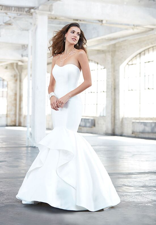 Madison James MJ320 Mermaid Wedding Dress