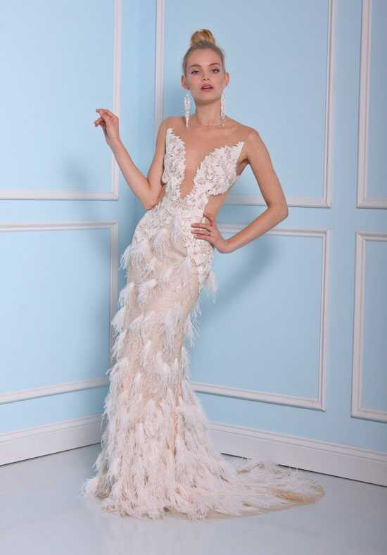 Christian Siriano for Kleinfeld BSS17-17007 Sheath Wedding Dress