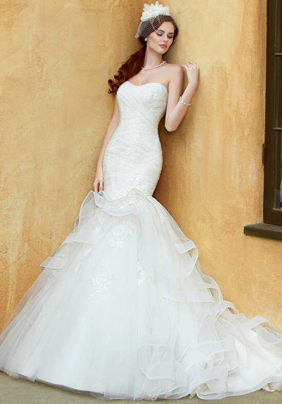 IVOIRE by KITTY CHEN SAVANNAH, V1356 Mermaid Wedding Dress