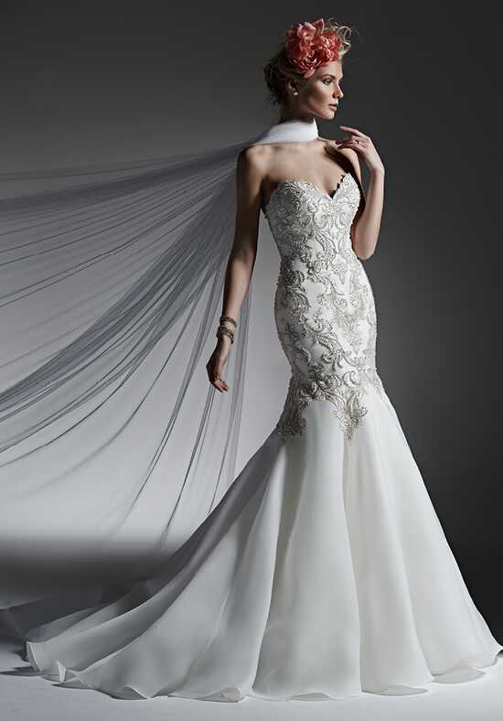 Sottero and Midgley Brightyn Mermaid Wedding Dress