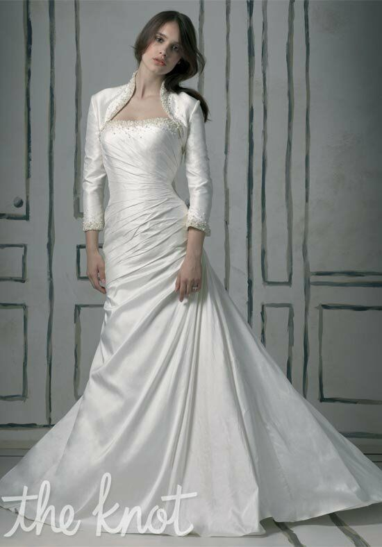 Justin Alexander 8529 A-Line Wedding Dress