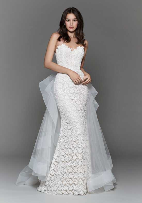 Tara Keely 2701 Sheath Wedding Dress