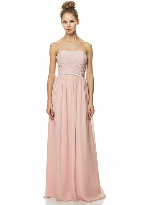 Bari Jay Bridesmaids 1474 Strapless Bridesmaid Dress