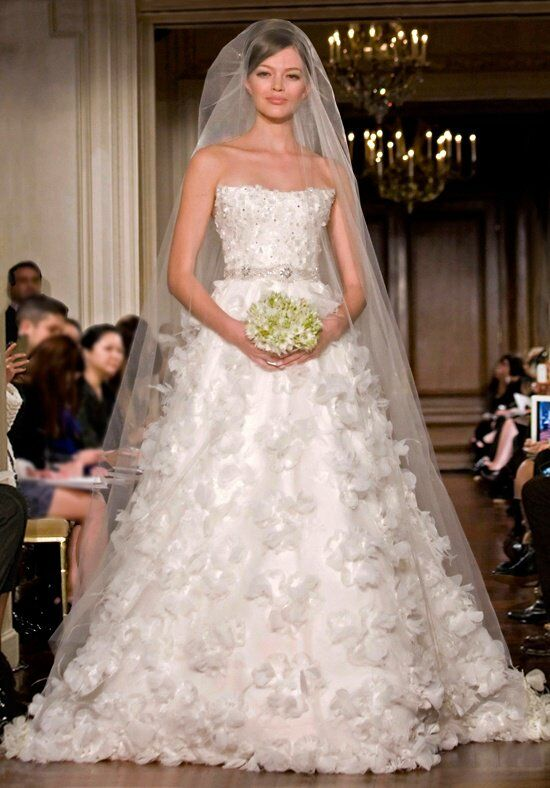Romona Keveza Collection RK299 Ball Gown Wedding Dress