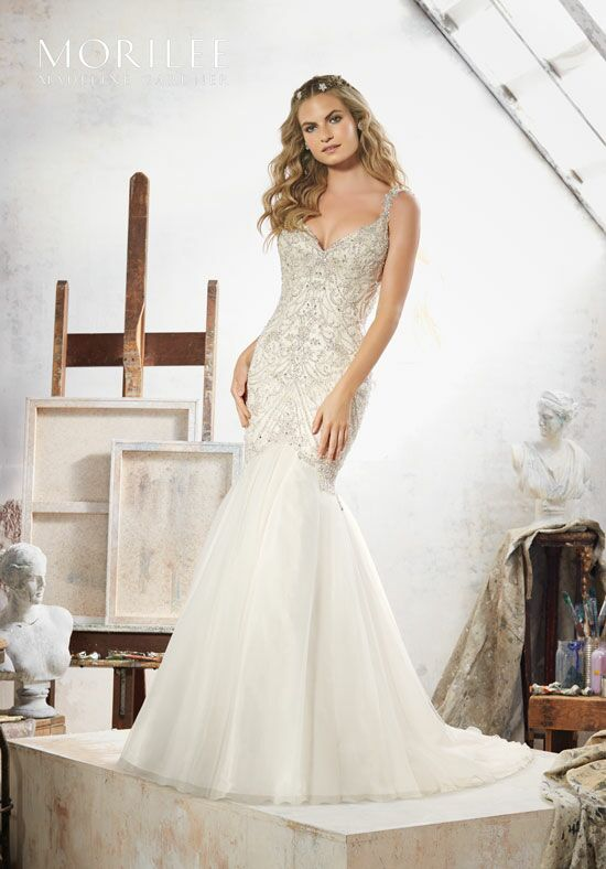 Morilee by Madeline Gardner Maeve/8107 Mermaid Wedding Dress