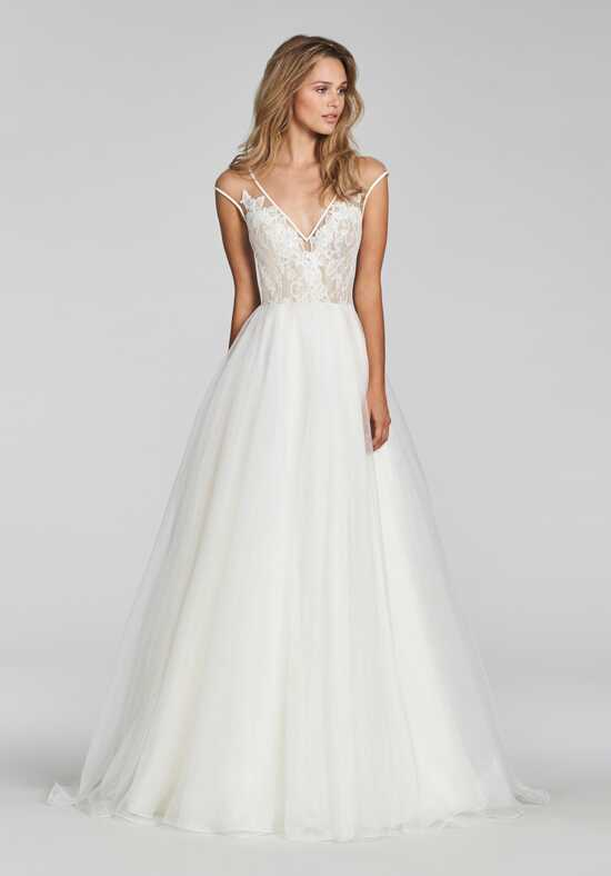 Blush by Hayley Paige Val-1703 A-Line Wedding Dress