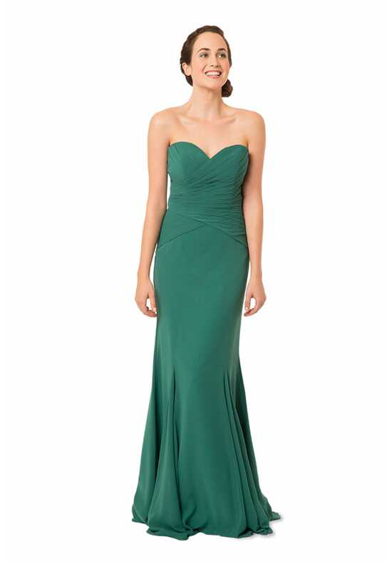 Bari Jay Bridesmaids 1557 Strapless Bridesmaid Dress