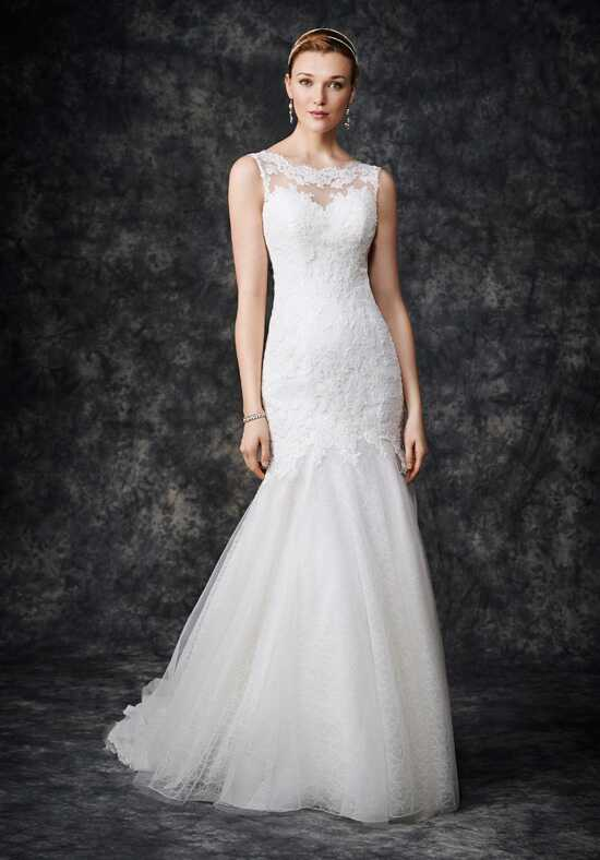 Kenneth Winston: Gallery Collection GA2268 Mermaid Wedding Dress