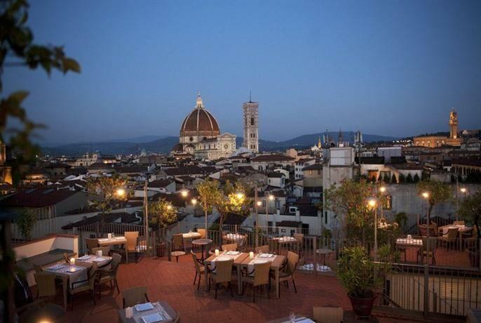 Aperitivo Hotel Baglioni Firenze