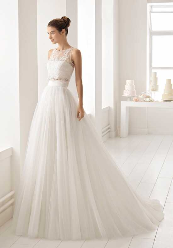 Aire Barcelona BASILEA Ball Gown Wedding Dress