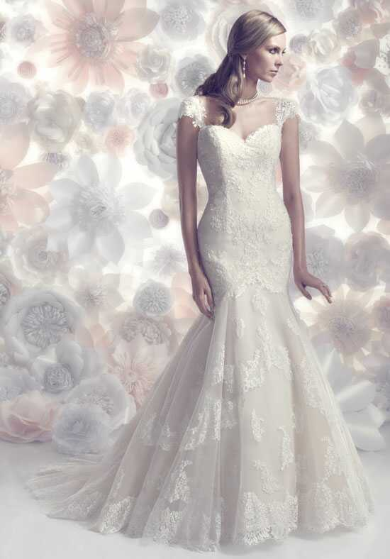 Amaré Couture B090 Mermaid Wedding Dress