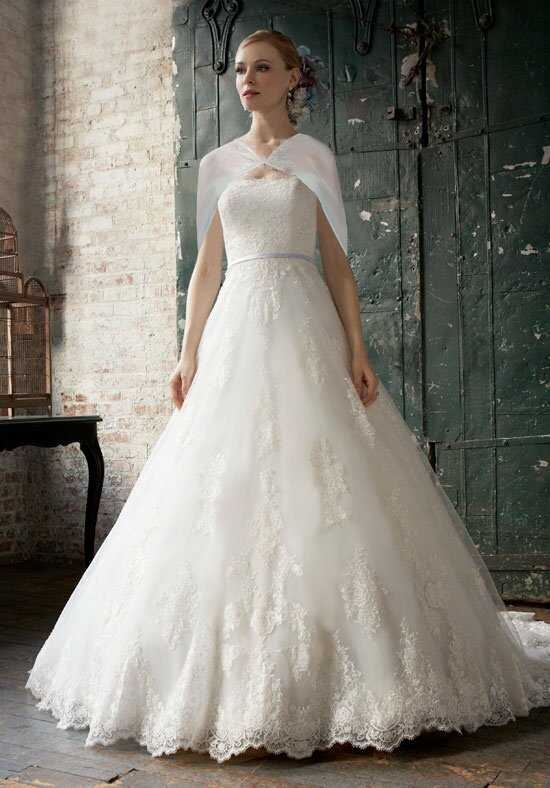 Moonlight Collection J6283 Wedding Dress photo
