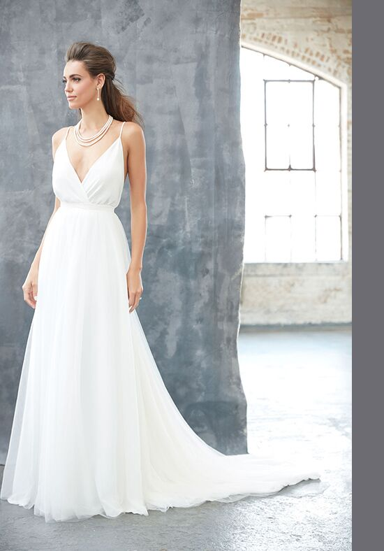Madison James MJ313 A-Line Wedding Dress